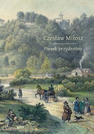 okładka Piesek przydrożny, Książka | Miłosz Czesław