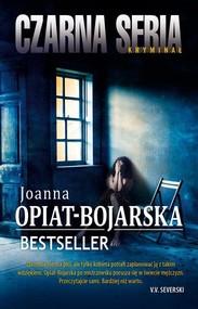 okładka Bestseller, Książka | Joanna Opiat-Bojarska