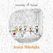 okładka Jesień Mikołajka, Książka | René Goscinny, Jean-Jacques Sempé