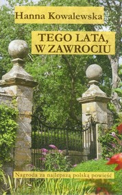 okładka Tego lata, w Zawrociu, Książka | Hanna Kowalewska