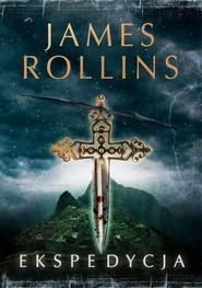 okładka Ekspedycja, Książka | James Rollins