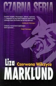 okładka Czerwona Wilczyca, Książka | Liza Marklund