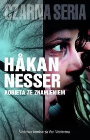 okładka Kobieta ze znamieniem, Książka | Håkan Nesser