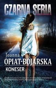 okładka Koneser, Książka | Joanna Opiat-Bojarska