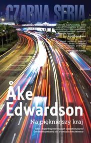 okładka Najpiękniejszy kraj, Książka | Åke Edwardson