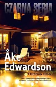 okładka Ostatnia zima, Książka | Åke Edwardson