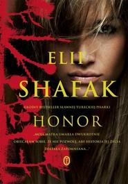 okładka Honor, Książka | Elif Shafak