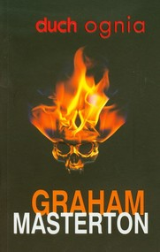 okładka Duch ognia, Książka | Graham Masterton