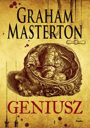 okładka Geniusz, Książka | Graham Masterton