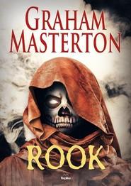 okładka Rook, Książka | Graham Masterton