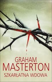 okładka Szkarłatna wdowa, Książka | Graham Masterton
