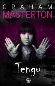 okładka Tengu, Książka | Graham Masterton