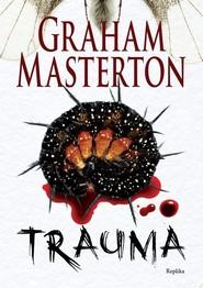 okładka Trauma, Książka | Graham Masterton