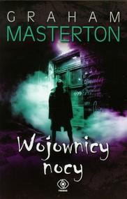 okładka Wojownicy nocy, Książka | Graham Masterton