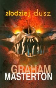 okładka Złodziej dusz, Książka | Graham Masterton