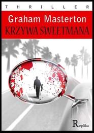 okładka Krzywa Sweetmana, Książka | Graham Masterton