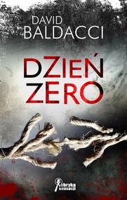 okładka Dzień zero, Książka | David Baldacci