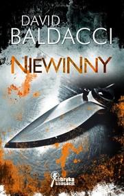 okładka Niewinny, Książka | David Baldacci