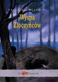 okładka Pan Samochodzik. Wyspa Złoczyńców, Książka   Zbigniew Nienacki