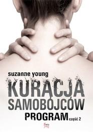 okładka Kuracja samobójców. Tom 2, Książka | Suzanne Young