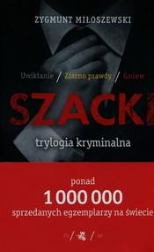 okładka Trylogia kryminalna. Uwikłanie+ Ziarno prawdy+ Gniew, Książka | Zygmunt Miłoszewski