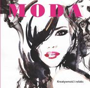 okładka Moda. Kreatywność i relaks, Książka | Anna Luboń