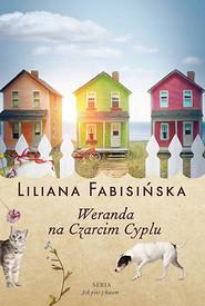 okładka Weranda na Czarcim Cyplu, Książka | Liliana Fabisińska