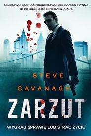 okładka Zarzut, Książka | Steve Cavanagh