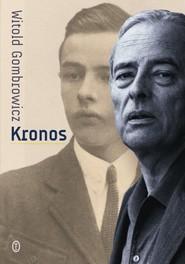 okładka Kronos, Książka   Witold Gombrowicz