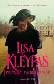 okładka Jesienne zauroczenie, Książka | Lisa Kleypas