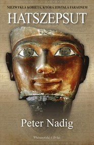 okładka Hatszepsut, Książka | Peter Nadig