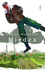 okładka Miedza, Książka | Andrzej Muszyński