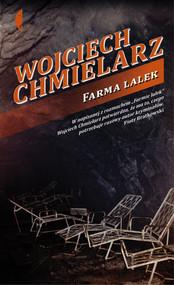 okładka Farma lalek, Książka | Wojciech Chmielarz
