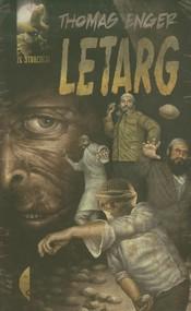 okładka Letarg, Książka | Thomas  Enger