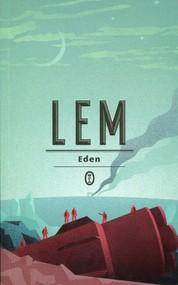 okładka Eden, Książka | Stanisław Lem