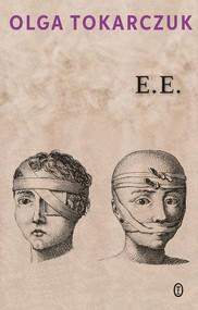 okładka E.E., Książka | Olga Tokarczuk