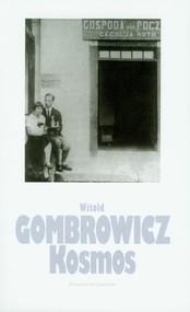 okładka Kosmos, Książka   Witold Gombrowicz