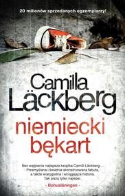 okładka Niemiecki bękart, Książka | Camilla Läckberg