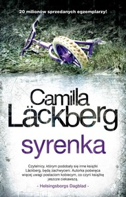 okładka Syrenka, Książka | Camilla Läckberg
