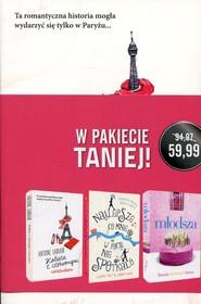 okładka Młodsza+Najlepsze, co mnie w życiu nie spotkało+Kobieta z czerwonym notatnikiem (komplet), Książka  