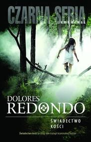 okładka Świadectwo kości, Książka | Dolores Redondo