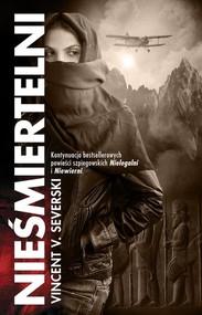 okładka Nieśmiertelni, Książka | Vincent V. Severski