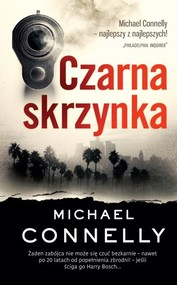 okładka Czarna skrzynka, Książka | Michael Connelly
