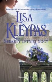 okładka Sekrety letniej nocy, Książka | Lisa Kleypas