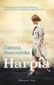 okładka Harpia, Książka   Danuta Noszczyńska