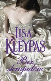 okładka Bez skrupułów, Książka | Lisa Kleypas