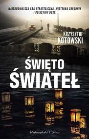 okładka Święto świateł, Książka | Krzysztof Kotowski