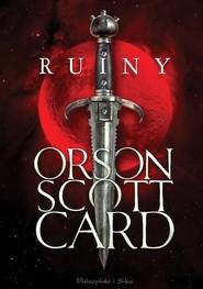 okładka Ruiny, Książka | Orson Scott Card