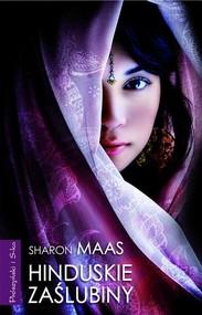okładka Hinduskie zaślubiny, Książka | Sharon Maas