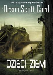 okładka Dzieci Ziemi, Książka | Orson Scott Card